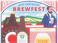 2018 Lancaster Brewfest