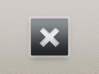 Close Button (possible iOS theme)