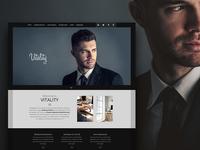 J51 Vitality - Joomla Template