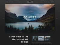 J51 Colette - Joomla Template