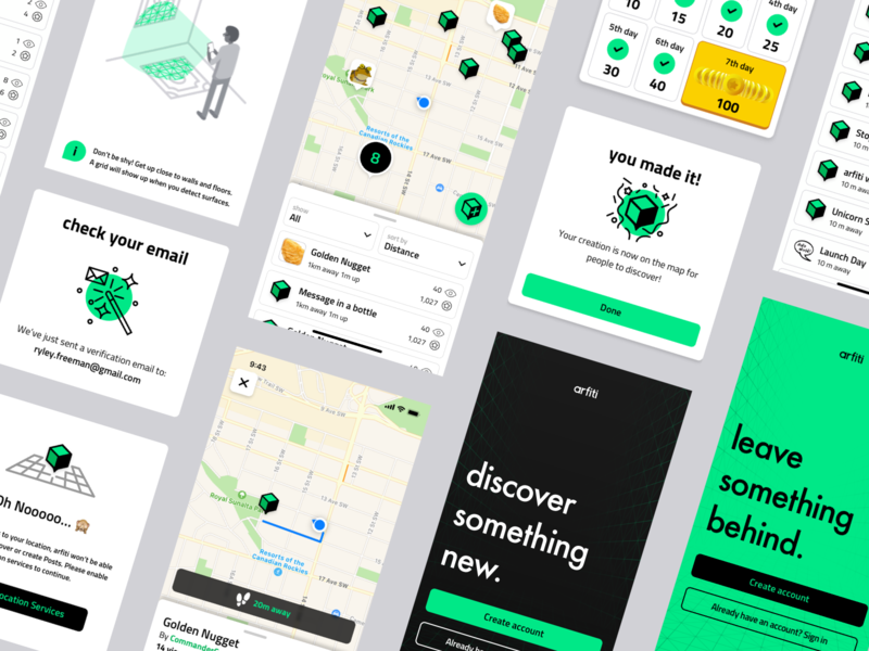 arfiti app - Overview