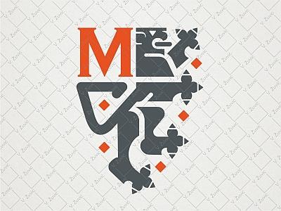 Lion letter M logo manly proud logo for sale letter b letter s letter a initial letter r letter m heraldry shield lion