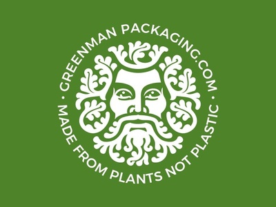 Greenman logo green logo mythology god logo mythology logo tree logo greenman logo human face logo green packaging oak leaf oak greenman