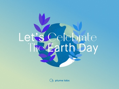 Earth Day 2021 illustrator sketch vector flower green blue bigilla font typography leaf planet illustration nature earth earth day