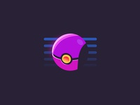 Retro Poké Ball
