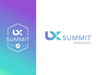 Logo for UX Summit