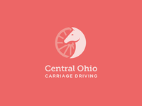 Carriage Driving Logo