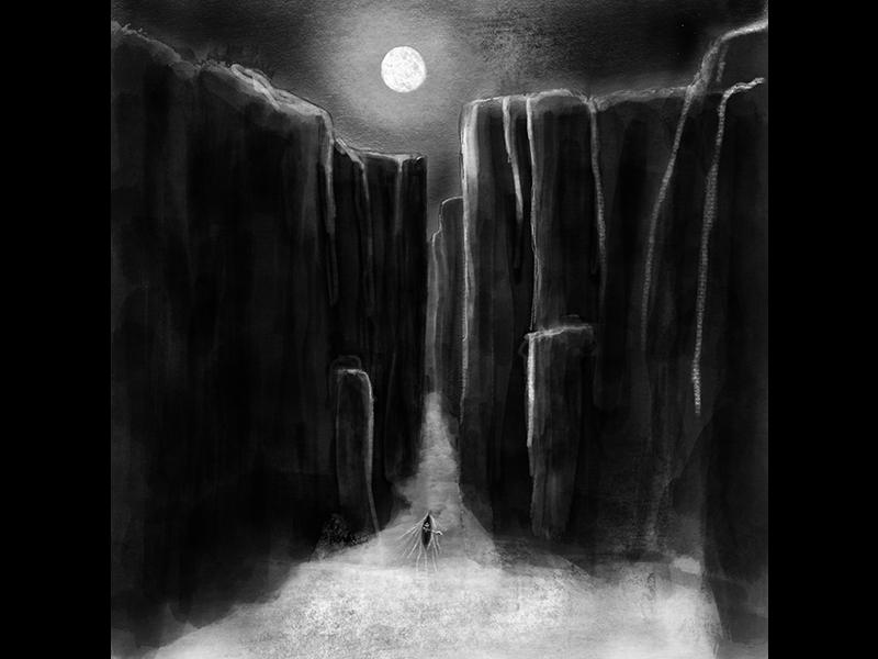 Alone Through the Canyon