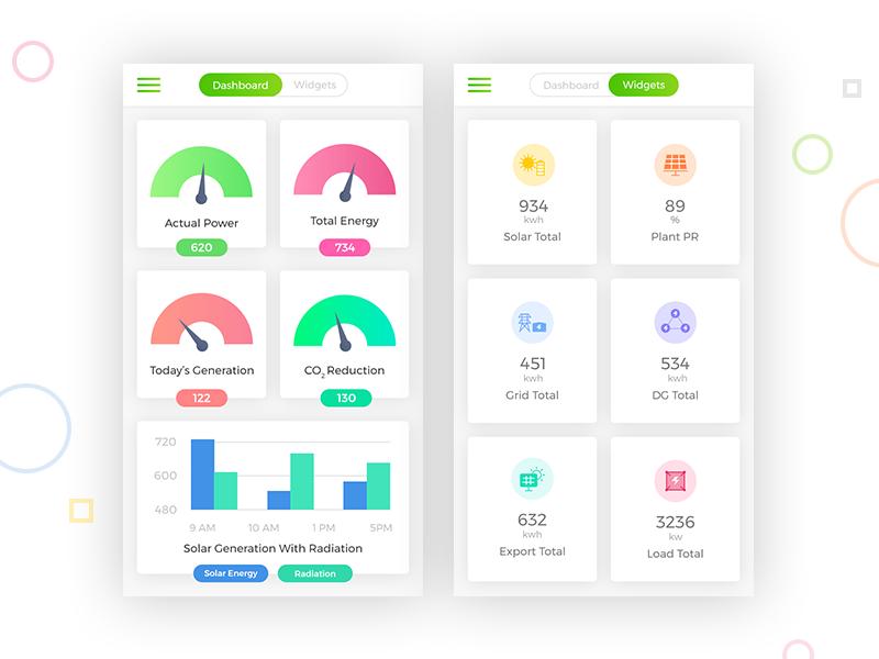Inspirasi #32  - UI / UX Design Solar System App