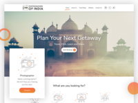 POI Landing Page Layout