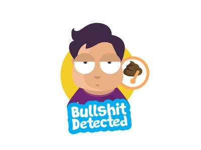 bullshit detected emoji