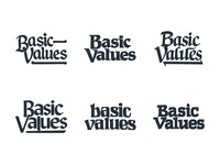 Basic Values concepts