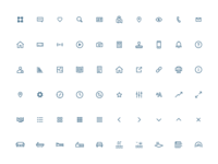 Knight Frank Icon Set