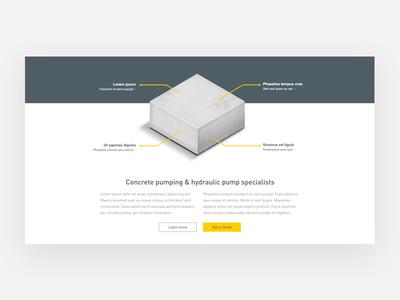 Web layout sneak peak