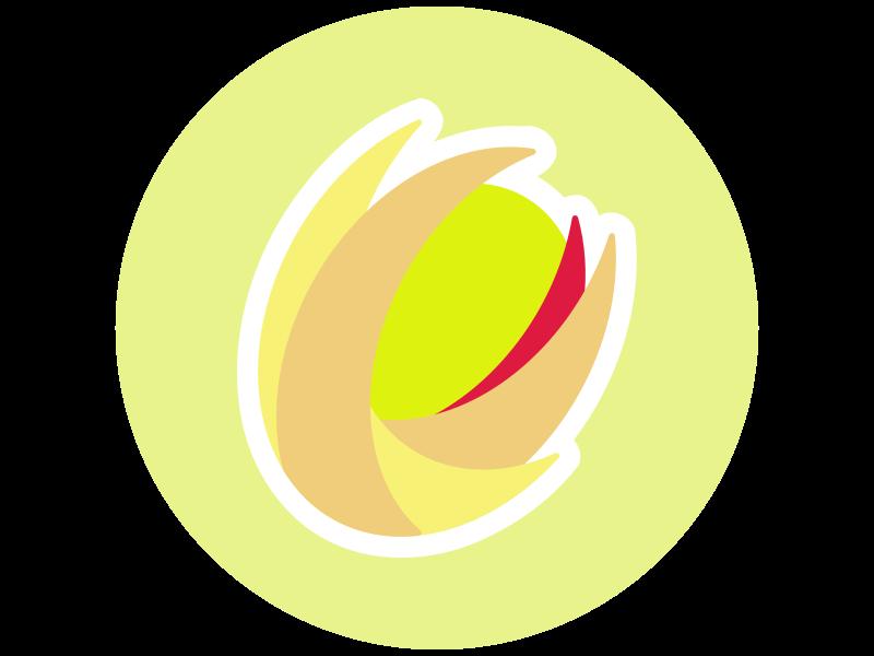Pistachio logo inkscape pistachio