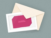 Dribbble Invite Gift Card