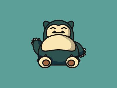 Pokemon Series - Snorlax