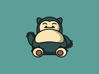 Pokemon Series - Snorlax