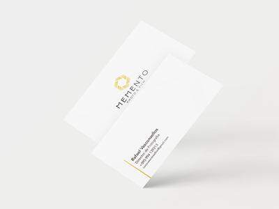 Memento Business Card