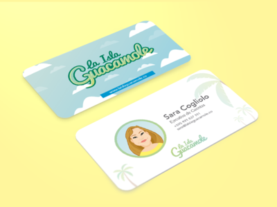 Chill Business Card