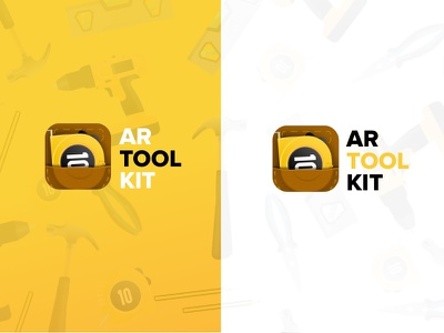 AR Toolkit logo toolbelt diy building kit belt tool ar