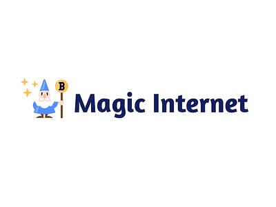 Crypto Venture Capital branding shiny stars staff magic mage wizard crypto