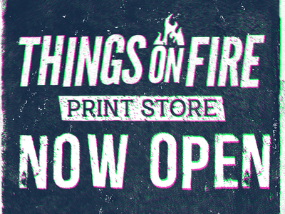 Print Store - Now Open