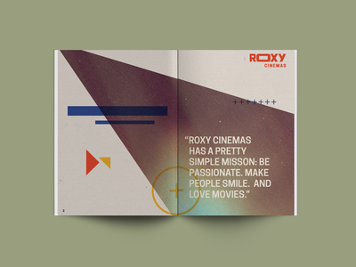 Workin' on Some Brand Guidelines. movies film style guide guidelines branding