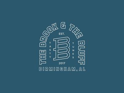Band T-Shirt Design music alabama birmingham badge typography t-shirt shirt band