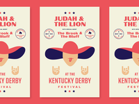 Kentucky Derby Gig Poster