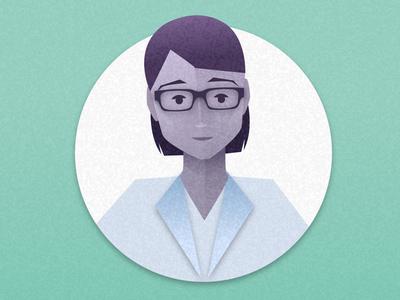 Character Development ios mobile illustration character development