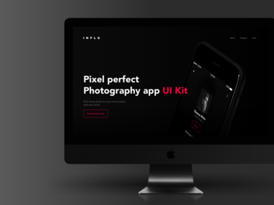 INFLU - Website