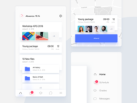School app Redesign