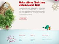 Santa website