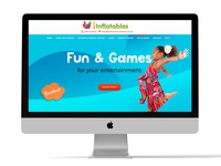 Surrey inflatables website