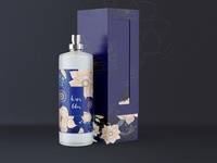Water lily packaging