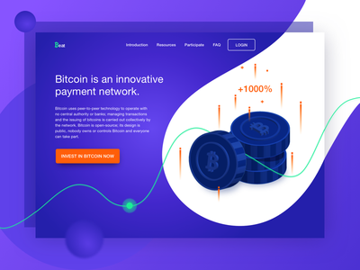 Beatcoin finance ux design daily design ui design freelance cryptocurrency bitcoin
