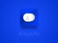 Amplify | iOS App Icon