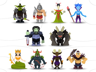 Game design #10 Monsters