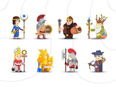 Game design #11 Companions