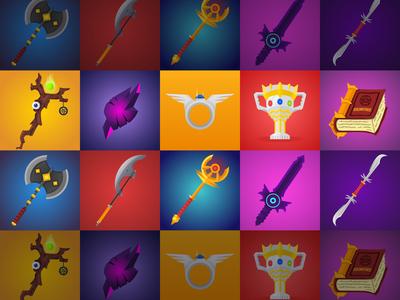 Game design #12 Artifacts