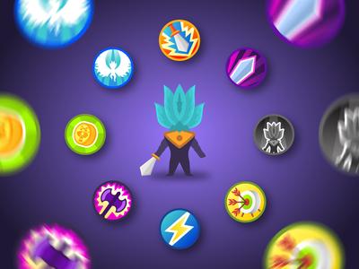 Game design #13 Abilities