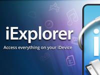 iExplorer Site Header... with Purple!