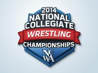 2014 NCWA National Championships Event Logo