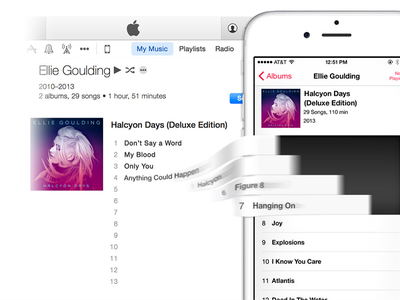 Transfer to iTunes transfer iphone itunes music tracks ui