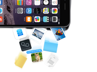 iPhone Clutter
