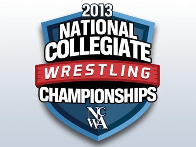 2013 NCWA National Championships Event Logo