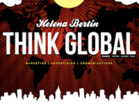 Think Global Microsite Design
