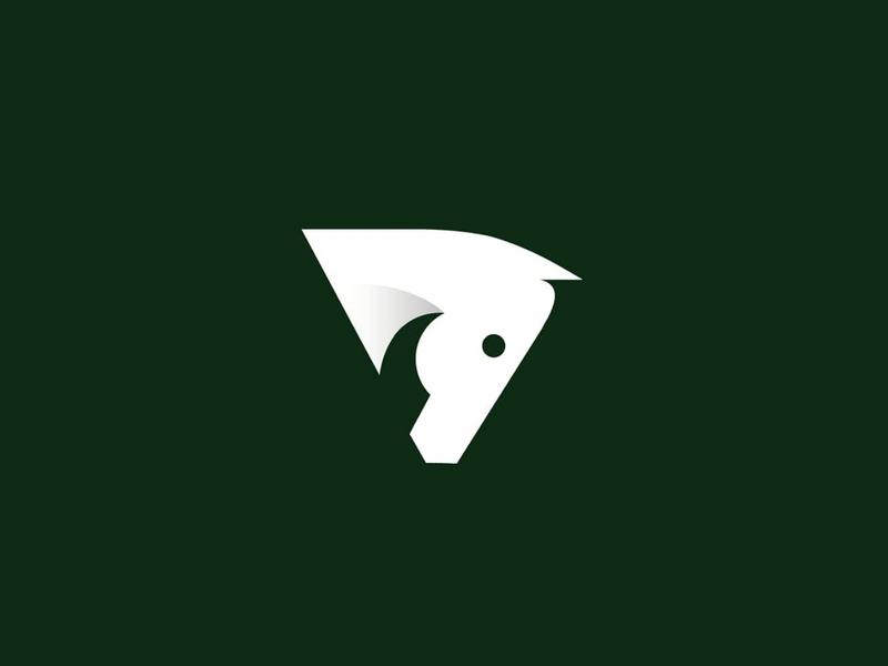Whitehorse Logo Concept (Presentation #2) horse logo horse city logo minimalist minimalist logo animal logo branding vector identity design logo brand