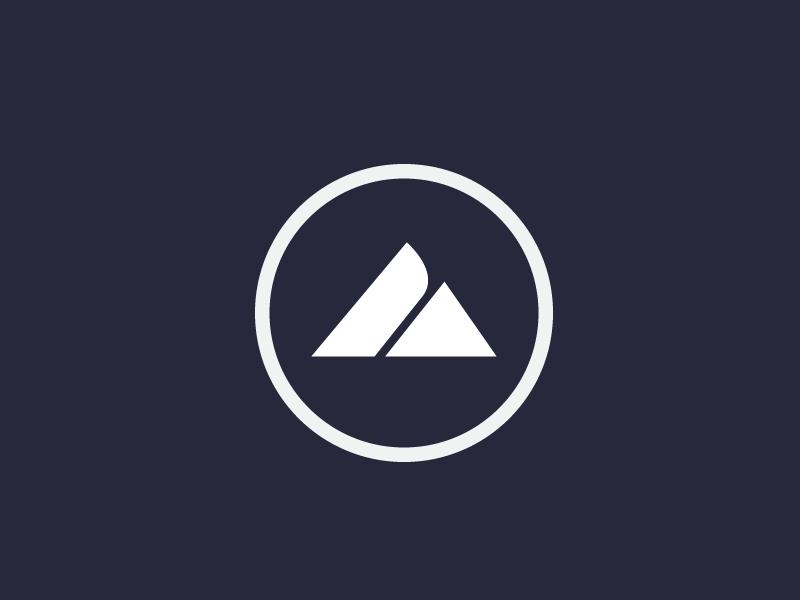 logotype concept software logotype mark web-development wip branding vancouver dawson beggs logo identity